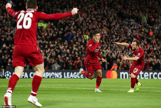 Kết quả Champions League: Liverpool, Dortmund thắng hủy diệt